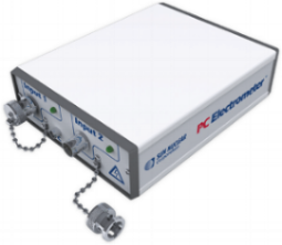 PC Electrometer™  is a compact, portable easy-to-use reference class electrometer with two measurement channels connects to computer via USB. Customisable PC software included, temperature probe input, fast warm-up time and all the reference class specifications.  PC Electrometer™ options: BNC or TNC connectors,  1D SCANNER™  (for full PDD functionality),ADCL Calibrations.
