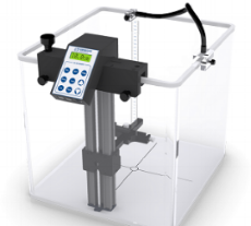 1D SCANNER™   is a small water tank for accurate relative and absolute point dose and depth scan measurements. Acquire ionisation curve data with Excel logging function,  accommodates electron cones without shifting plus  has automatic water level detection and pendant or software control. Includes universal detector for most thimble-type chambers.  1D SCANNER™ options:  PC Electrometer™  & Scanning module (for full PDD scan functionality),    EDGE Detector™  ,  SNC350p™  , levelling platform & holders.