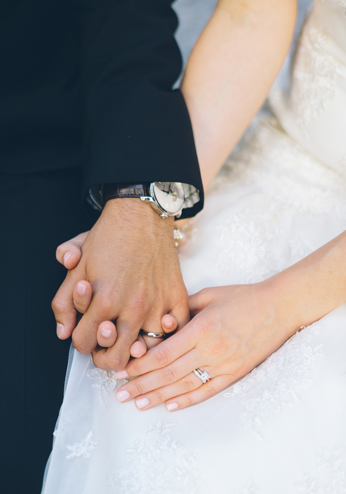 Pearl Bridal House Love Stories - Kasia and Cyrus