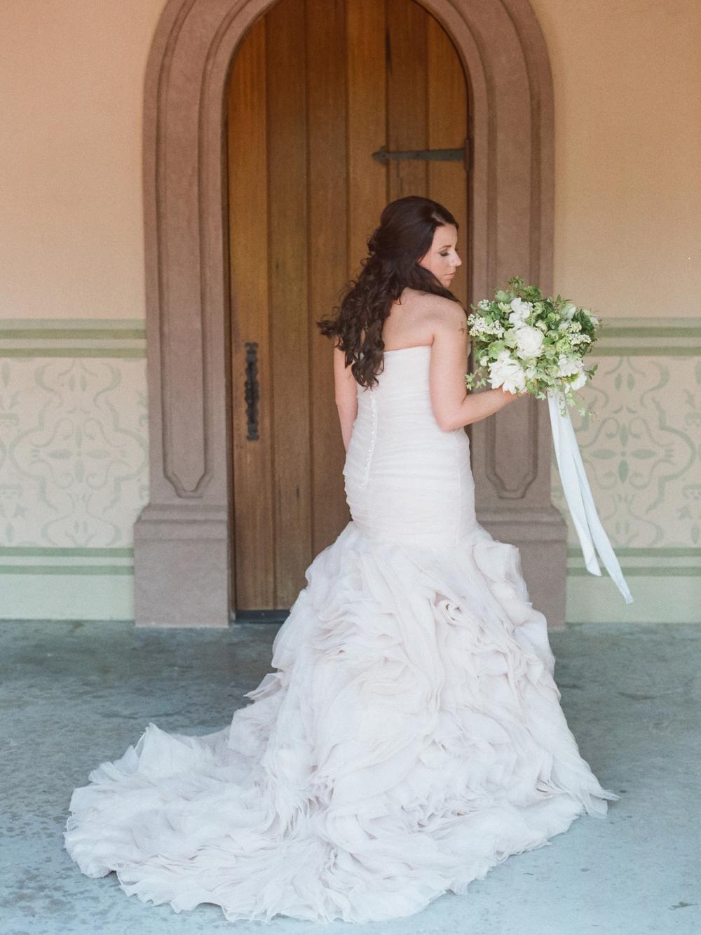 elopement bouquet ideas - Christine Gosch - film photographer - elopement photographer - intimate wedding photographer