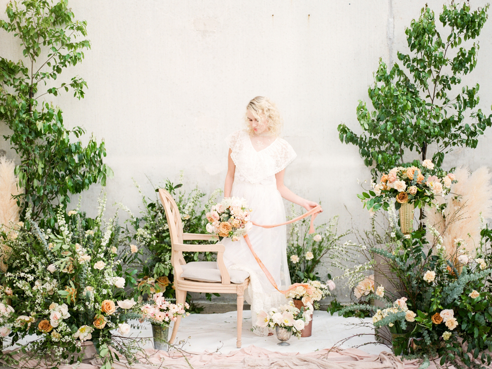 Christine Gosch - elopement photographer - Houston intimate wedding photographer - film wedding photographer