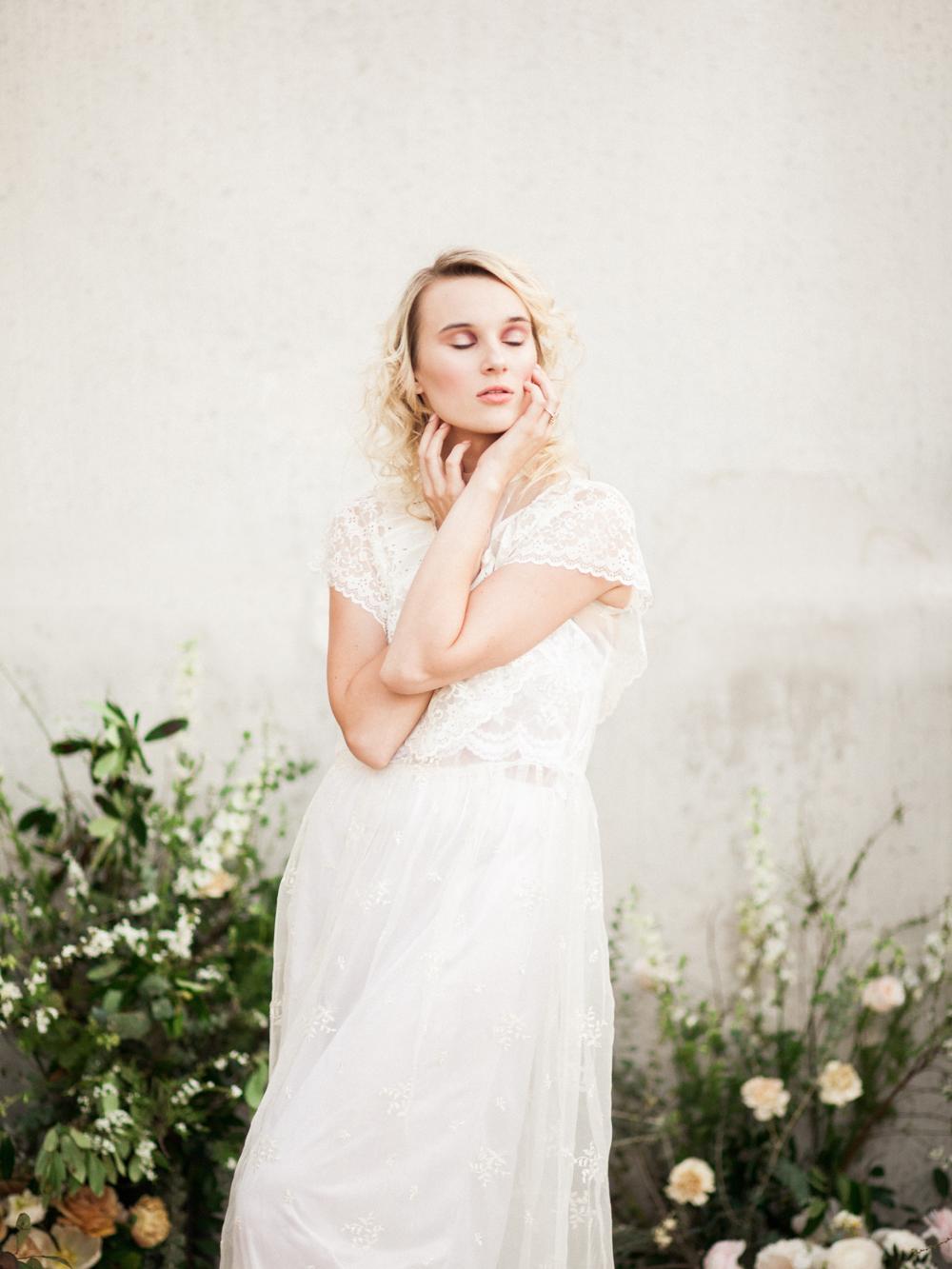 Christine Gosch - elopement photographer - Houston intimate wedding photographer - film wedding photographer