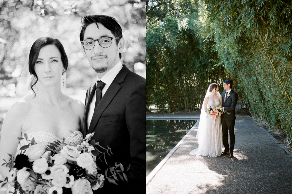 fall wedding at rothko chapel- houston wedding photographer-christine gosch - film photographer - elopement photographer- intimate wedding - lovely bride wedding gown-22.jpg