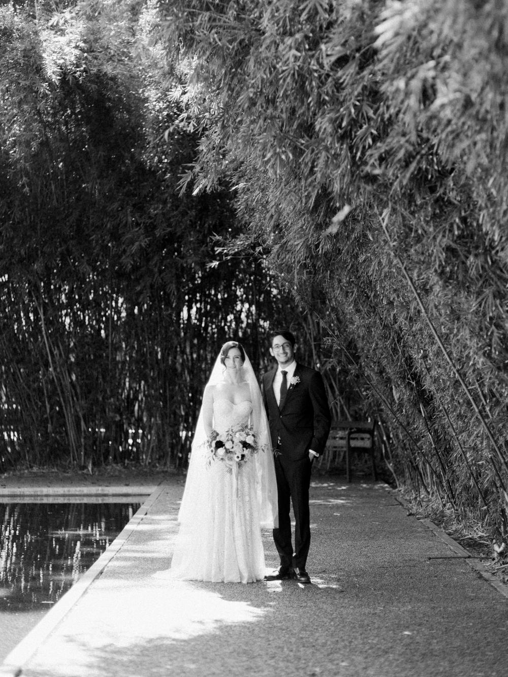 fall wedding at rothko chapel- houston wedding photographer-christine gosch - film photographer - elopement photographer- intimate wedding - lovely bride wedding gown-15.jpg