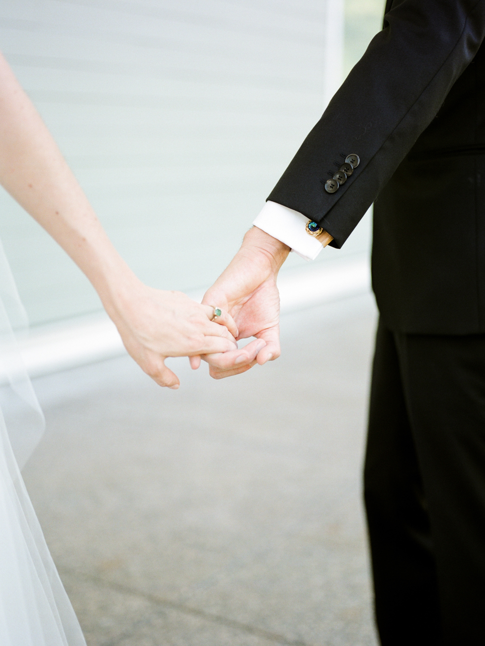 fall wedding at rothko chapel- houston wedding photographer-christine gosch - film photographer - elopement photographer- intimate wedding - lovely bride wedding gown-5.jpg