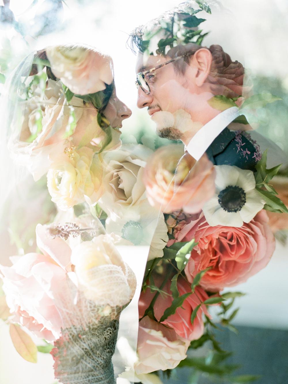 fall wedding at rothko chapel- houston wedding photographer-christine gosch - film photographer - elopement photographer- intimate wedding - lovely bride wedding gown-3.jpg