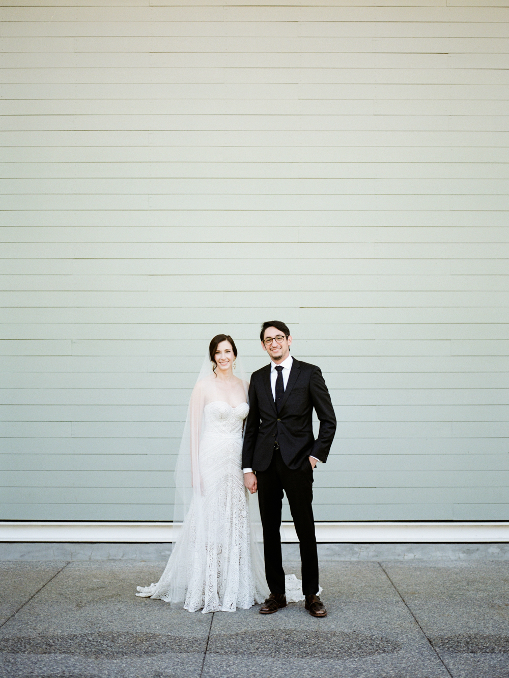 fall wedding at rothko chapel- houston wedding photographer-christine gosch - film photographer - elopement photographer- intimate wedding - lovely bride wedding gown-4.jpg