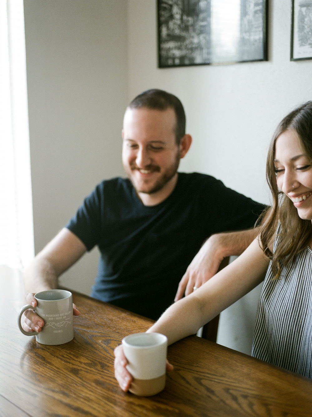 Christine Gosch- home engagement session- austin film photographer-  houston film photographer- in home session- engagment session- film wedding photographer-25.jpg