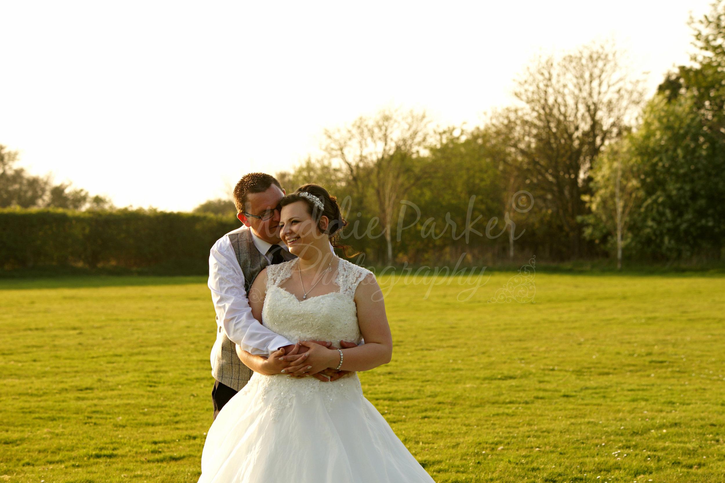 Leanne and Daniel