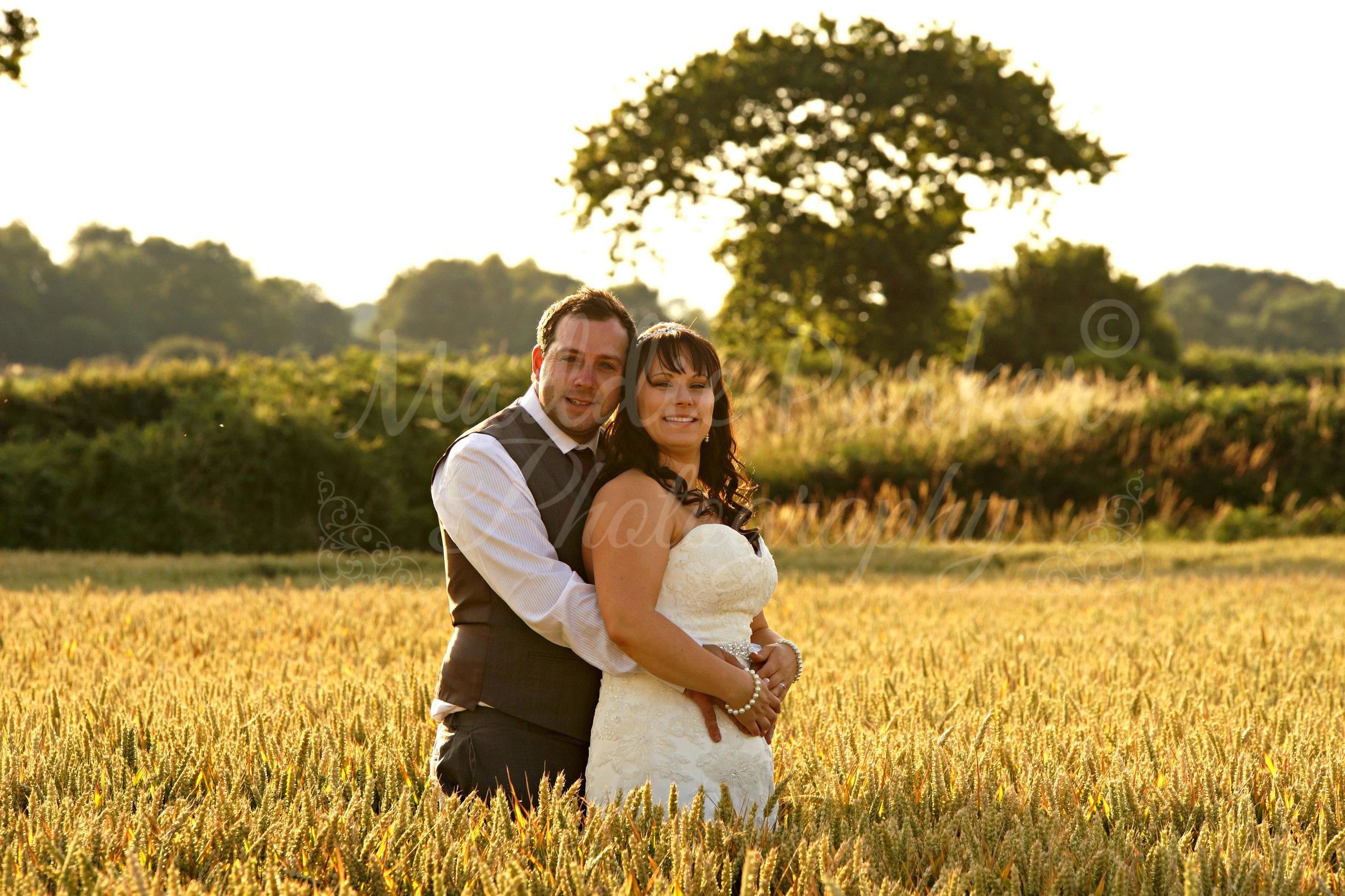 Michelle and Liam