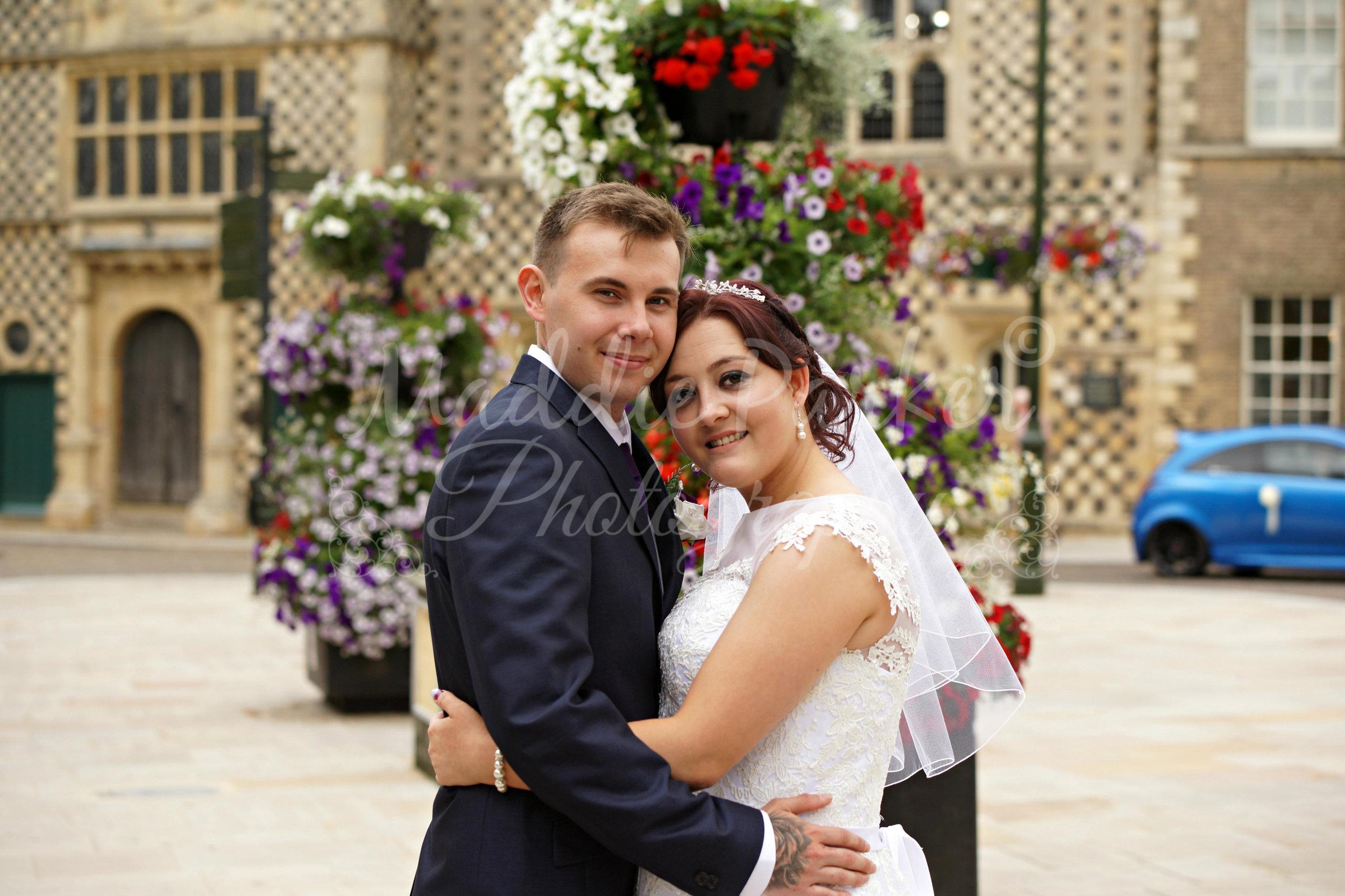 Annemarie and Daniel