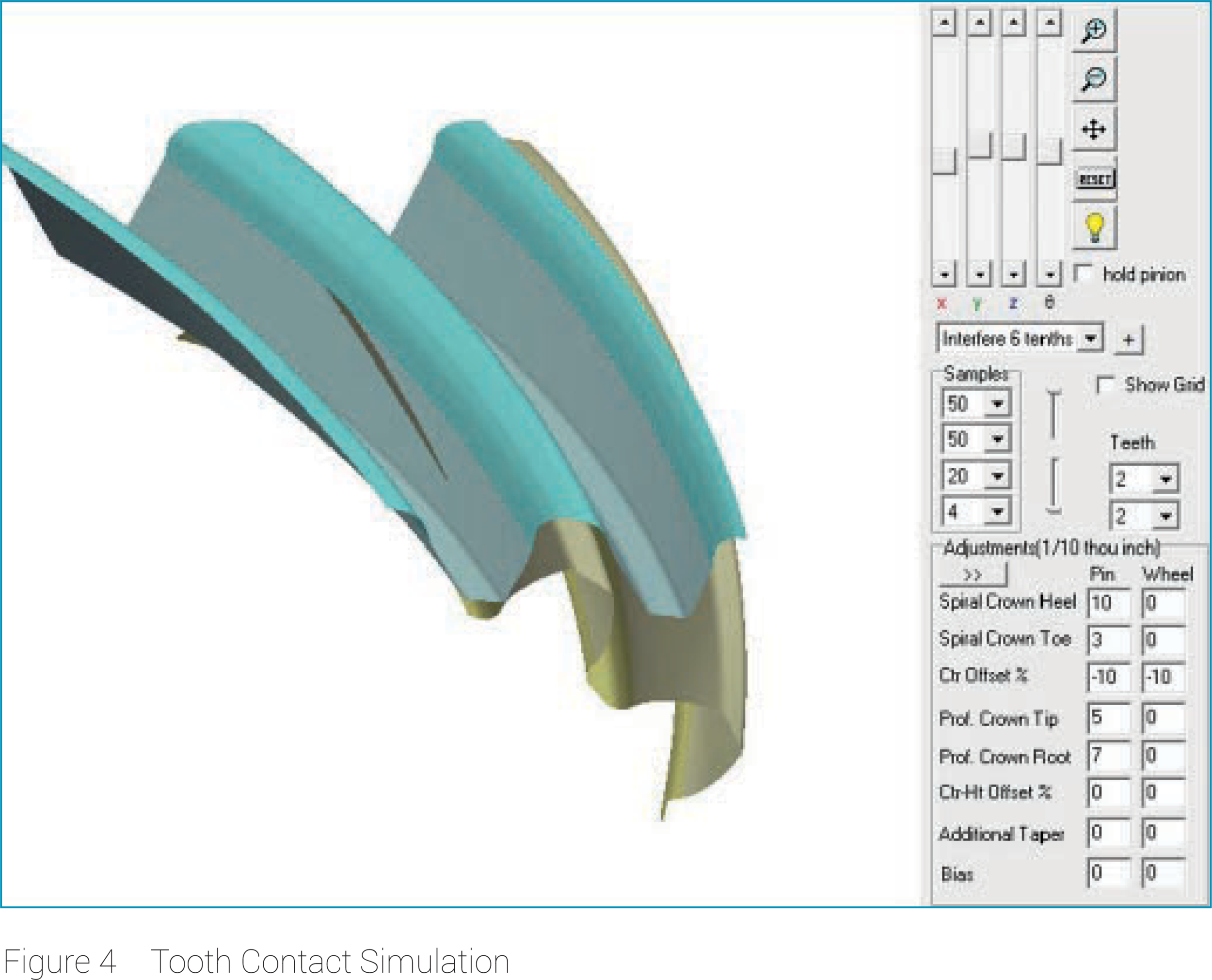 toolpath simulation of spiral beval pic 2.png