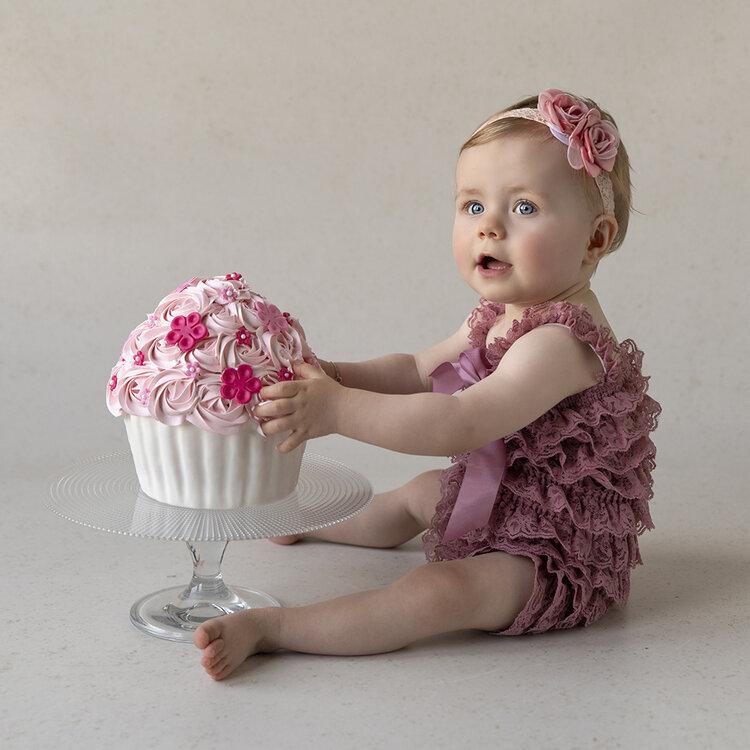 Verwonderlijk Cake Smash — Florence Schmit Photography CK-32