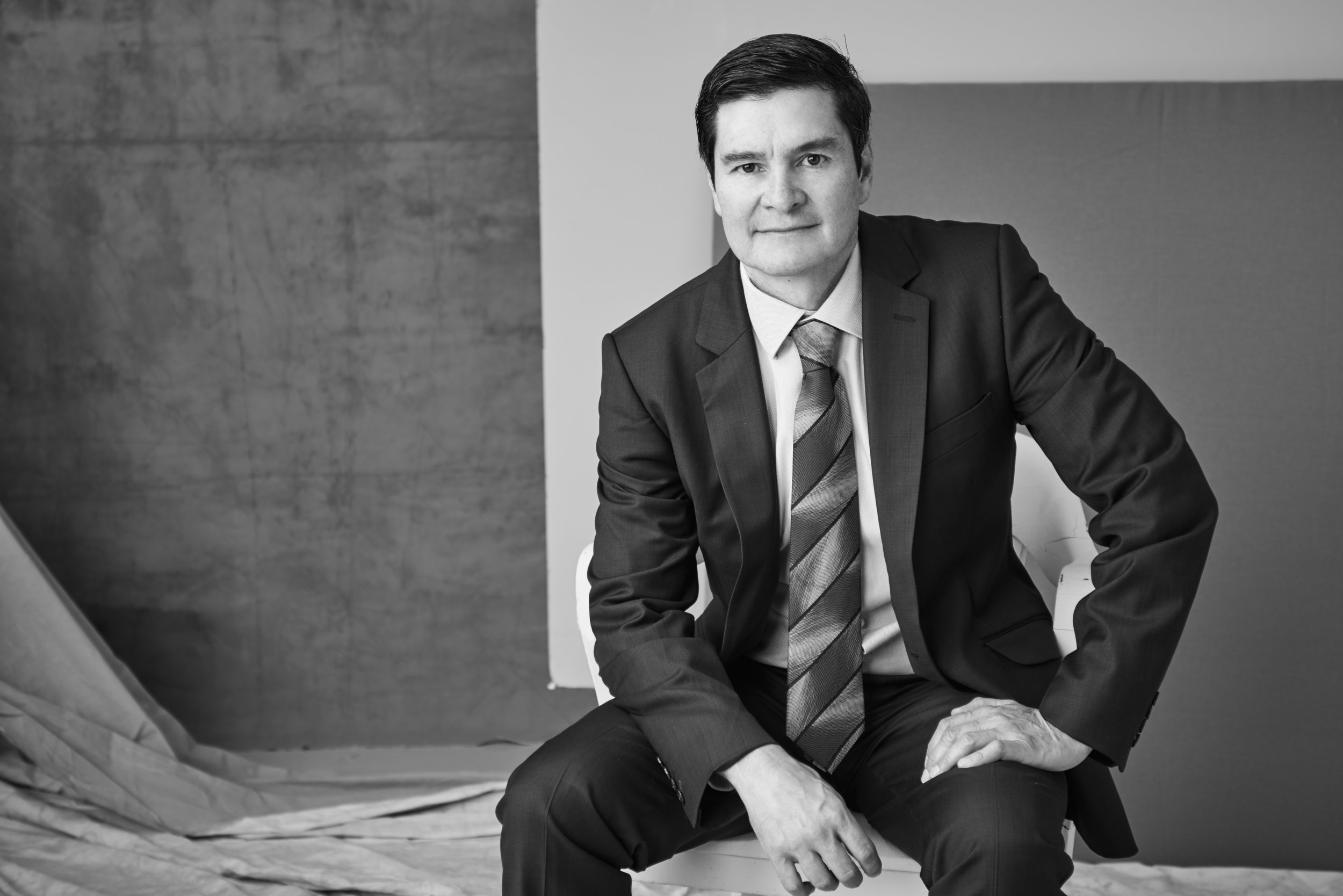 Guillermo Perales, CEO/ President