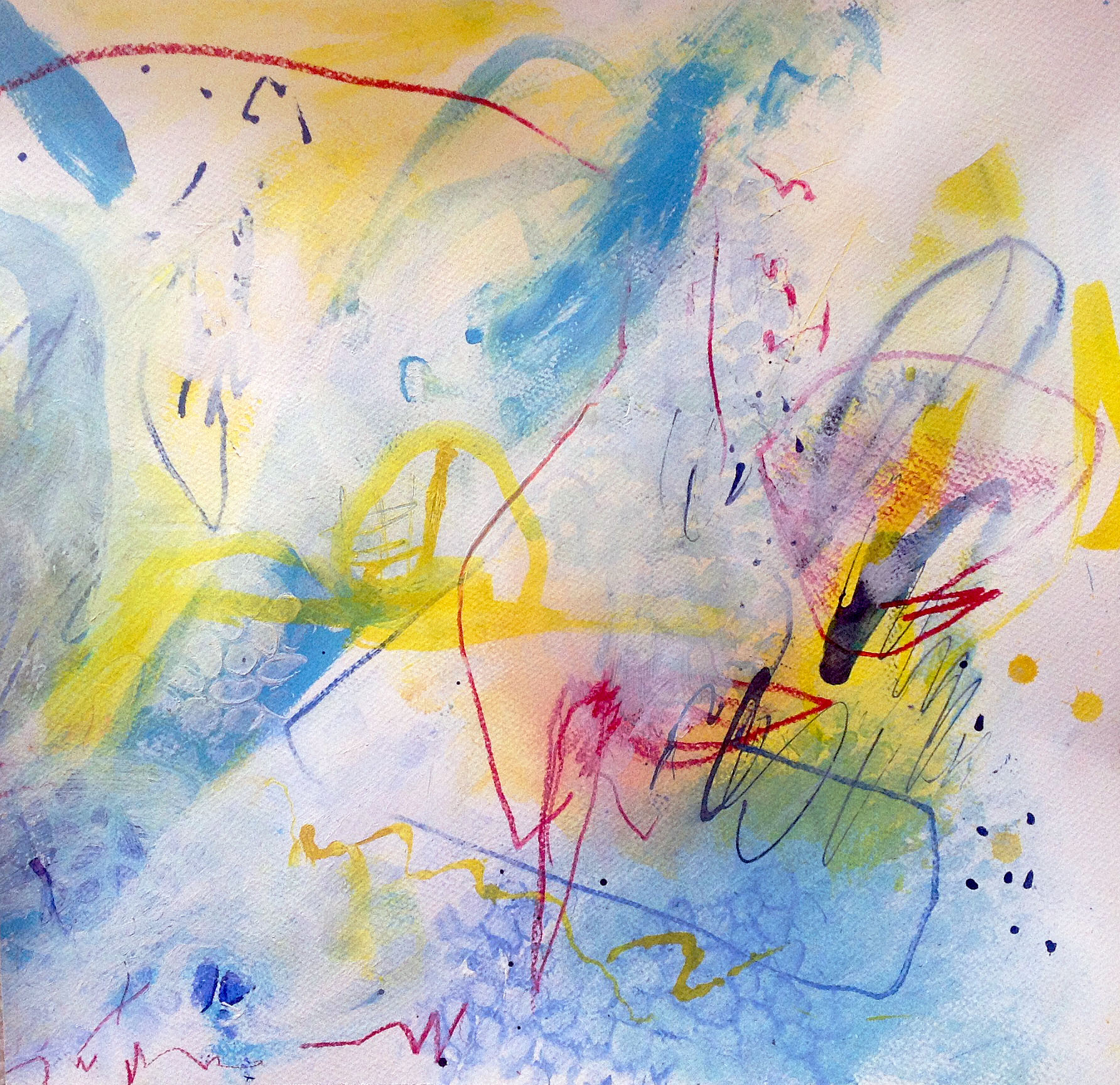 inks and acrylic and graphite on paper 15WOP