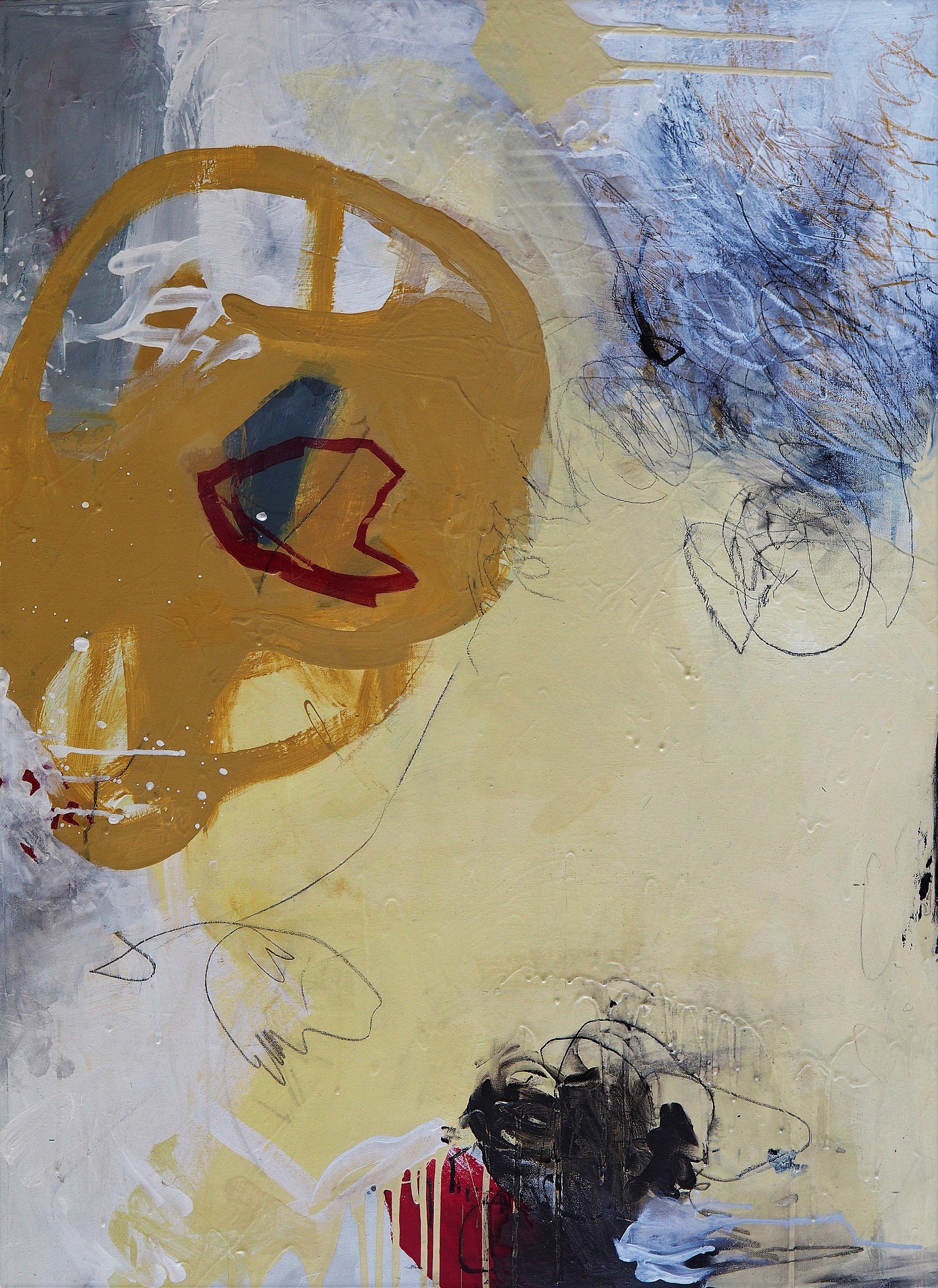 "Acrylic on canvas 16SWP112 24"" x 36"" x 1.5"""