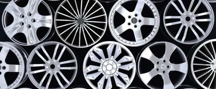 Wheels  رنقات