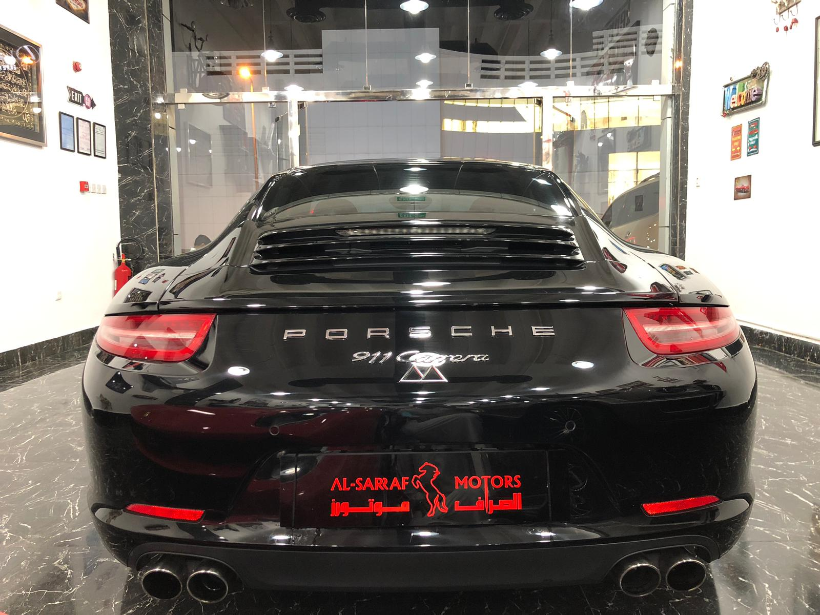 e62e4db12 Porsche 911 carrera 2015 بورشه ٩١١ كاريرا ٢٠١٥ — Q8RIDER