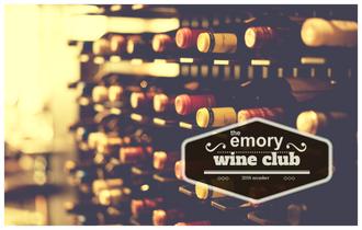 Emory Wine Club 2018
