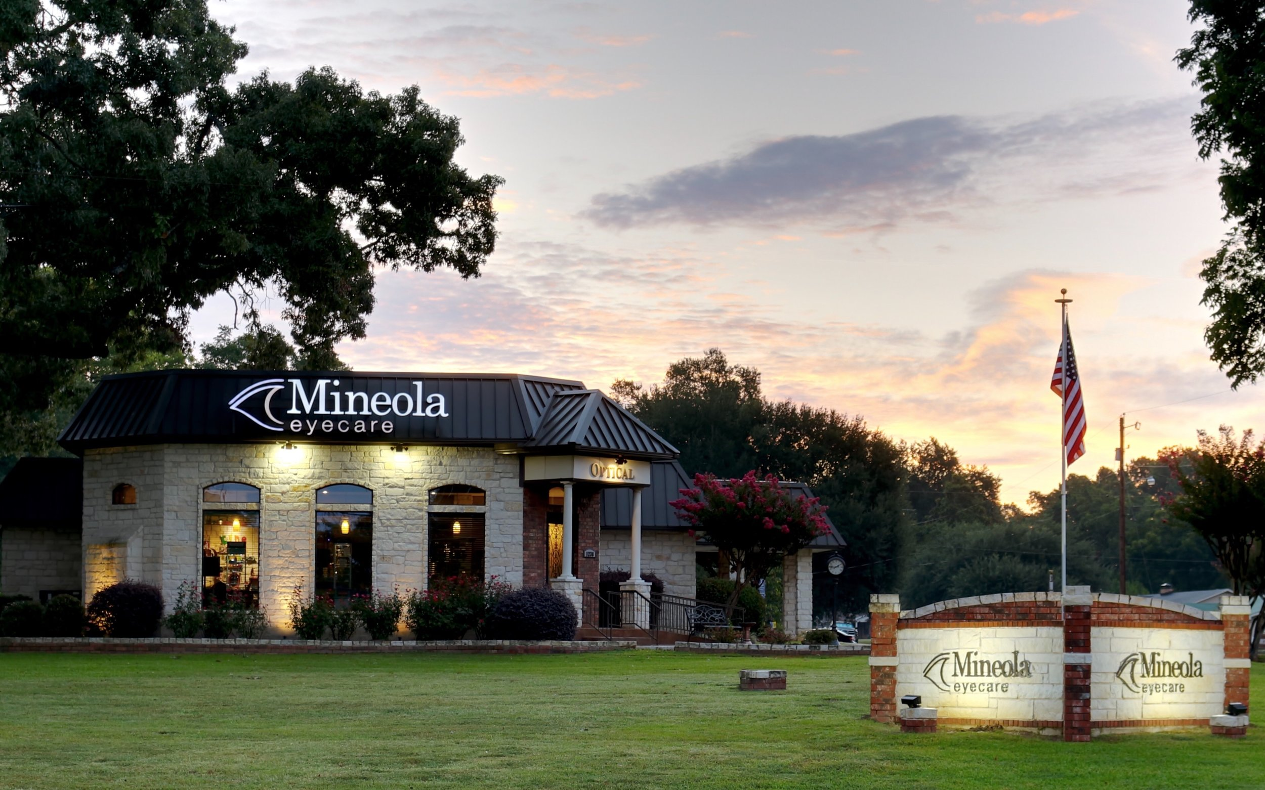 Sunrise at Mineola Eyecare