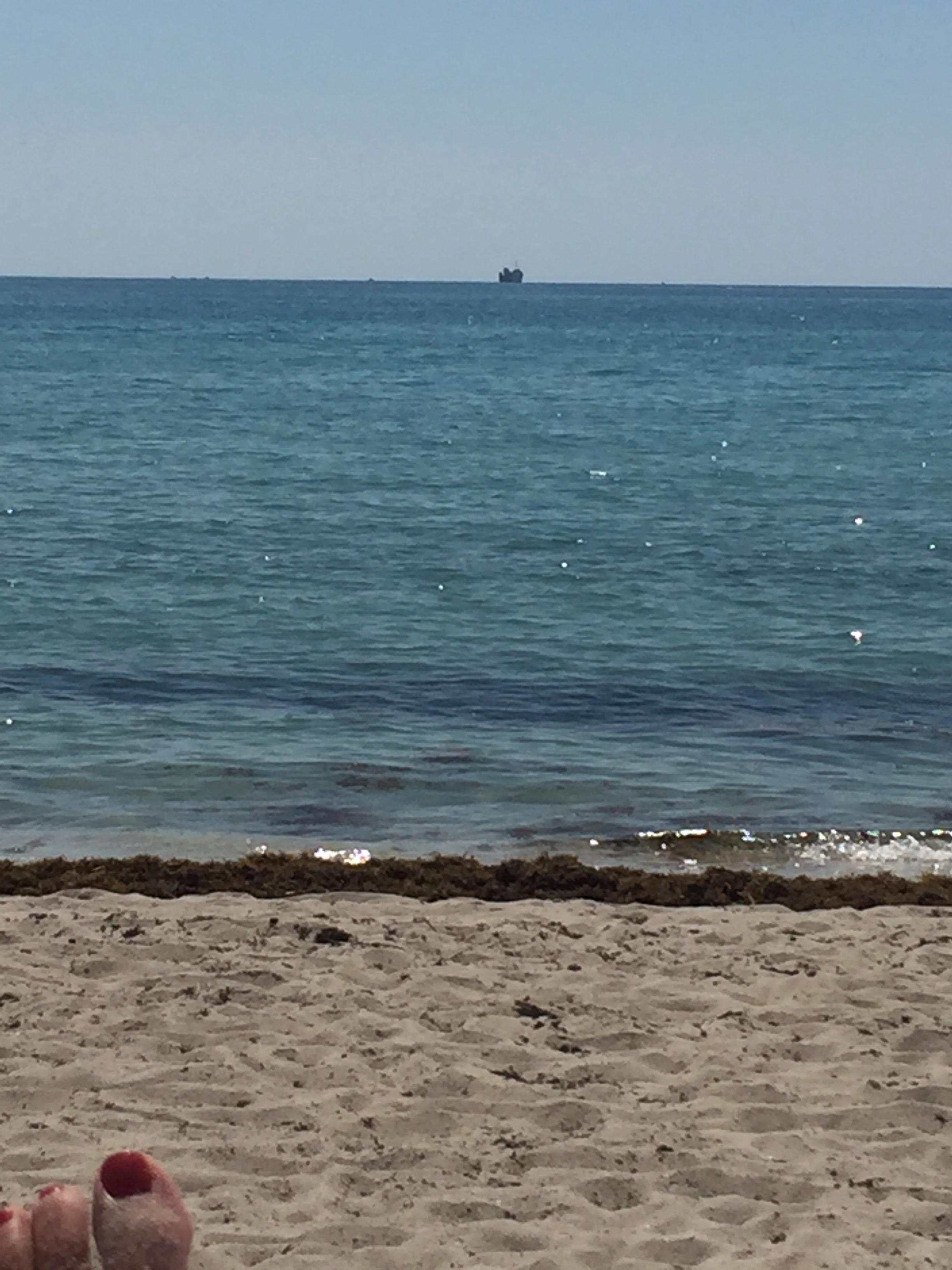 The Beach.....ahhhhhh