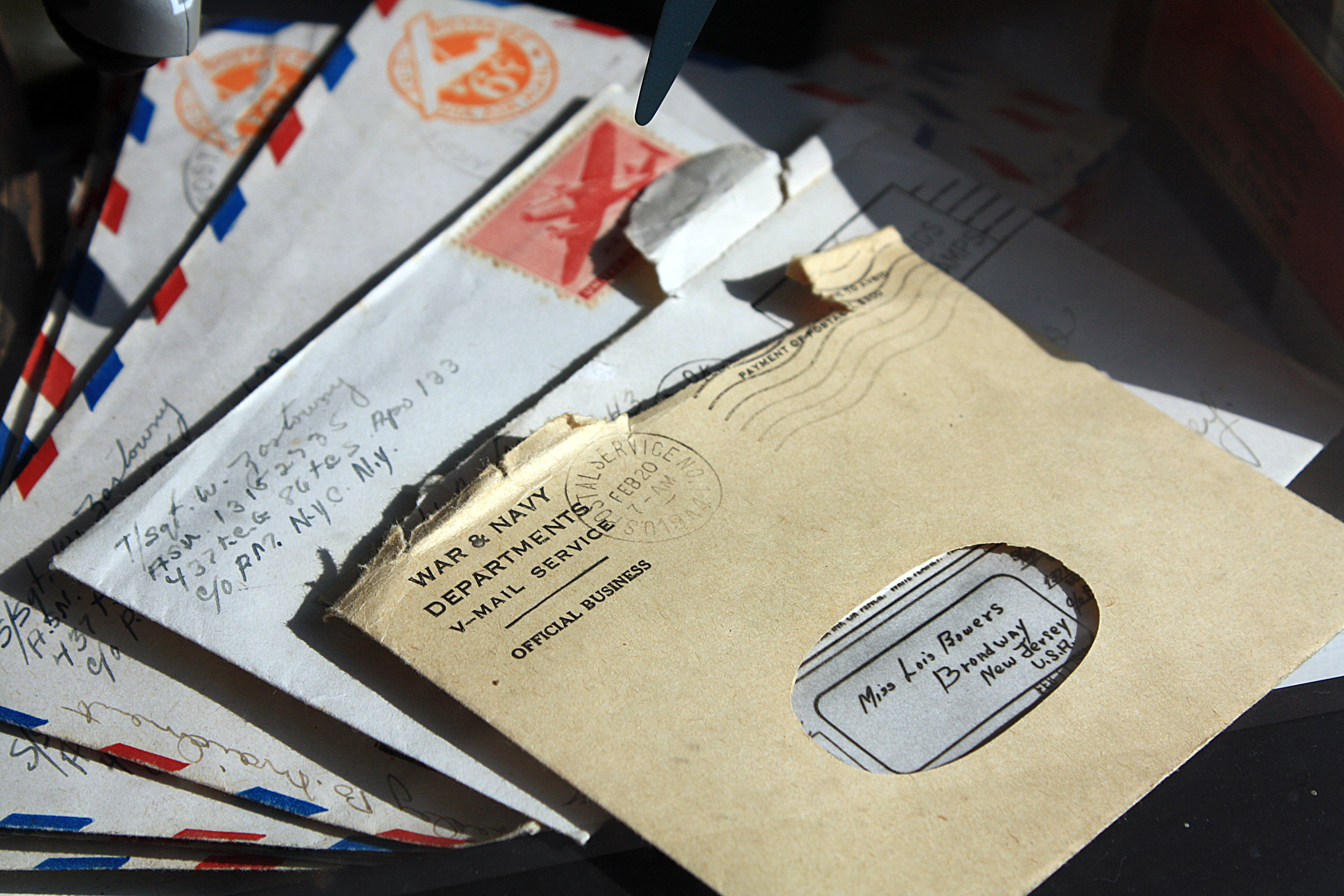 mail….