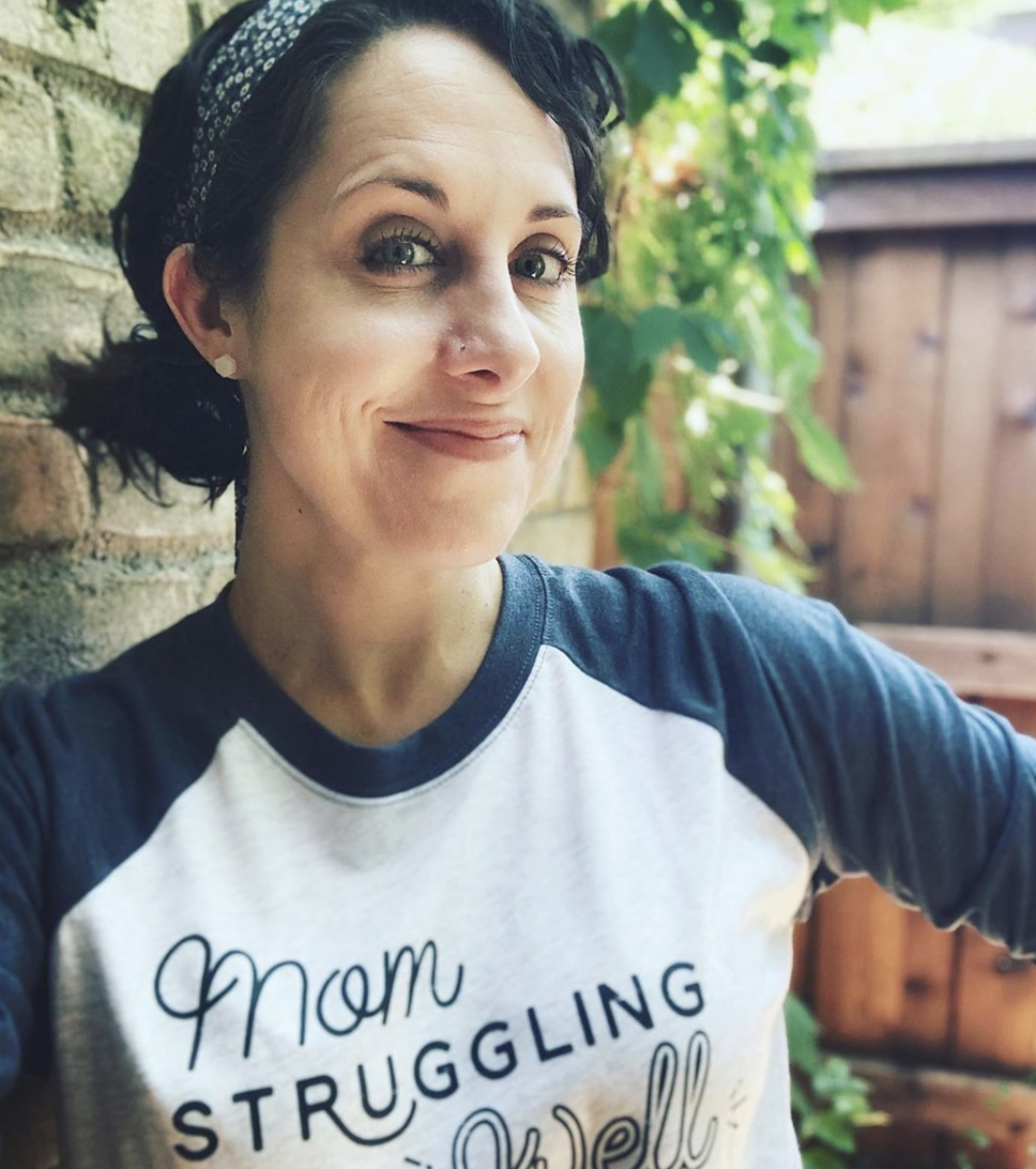 Emily Thomas - I am a teacher turned RN, turned artist who now supervises an eating disorder clinic and hosts a podcast. Oh ya, I'm also working on my Masters in Nursing and rocking that mom-hat we all wear. Weird, huh? Some topics I cover in this space are infertility, adoption, living overseas, the pitfalls of comparison, and the days I'm crying on the floor.