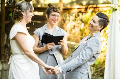 queer wedding