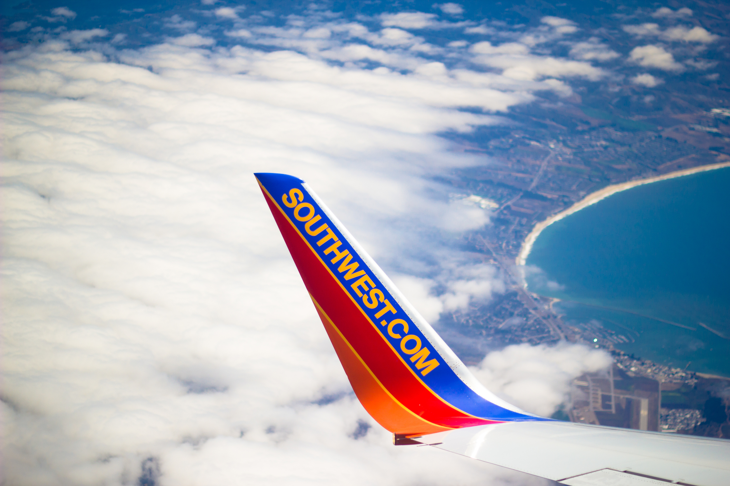 Up In The Air || Southwest Airlines