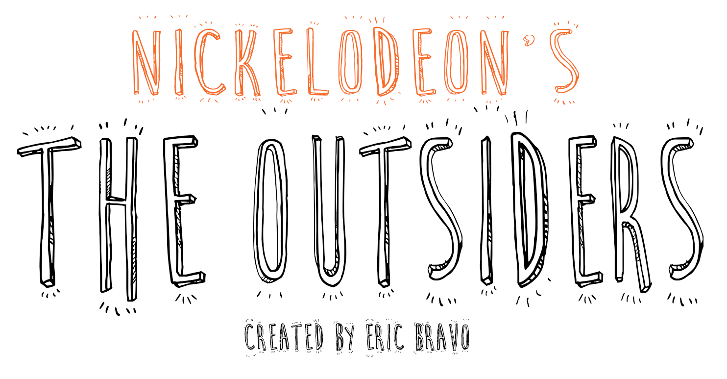 "Watch Nickelodeon's "" The Outsiders "" now!"