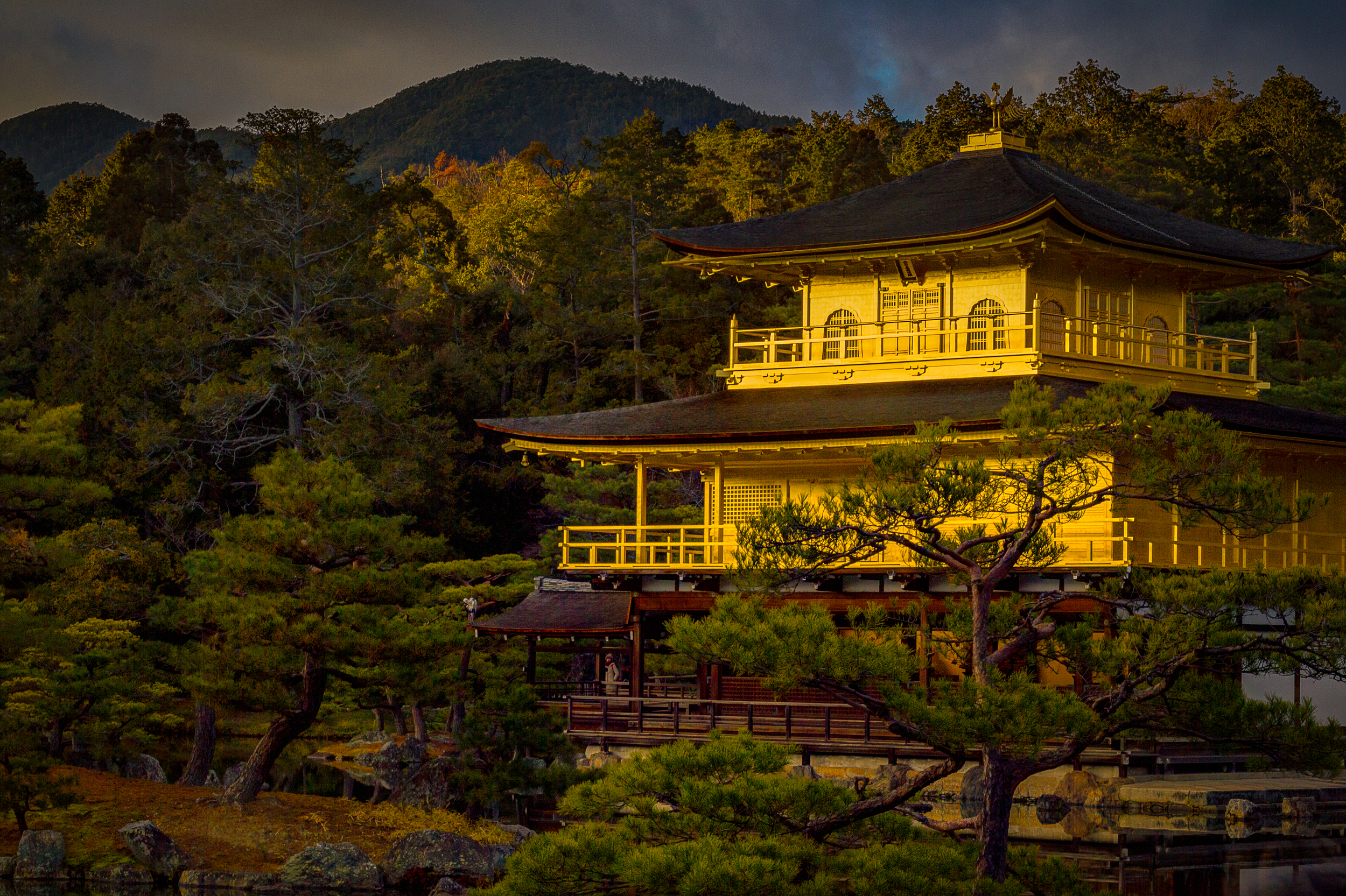 The Golden Pavilion || Kyoto Japan