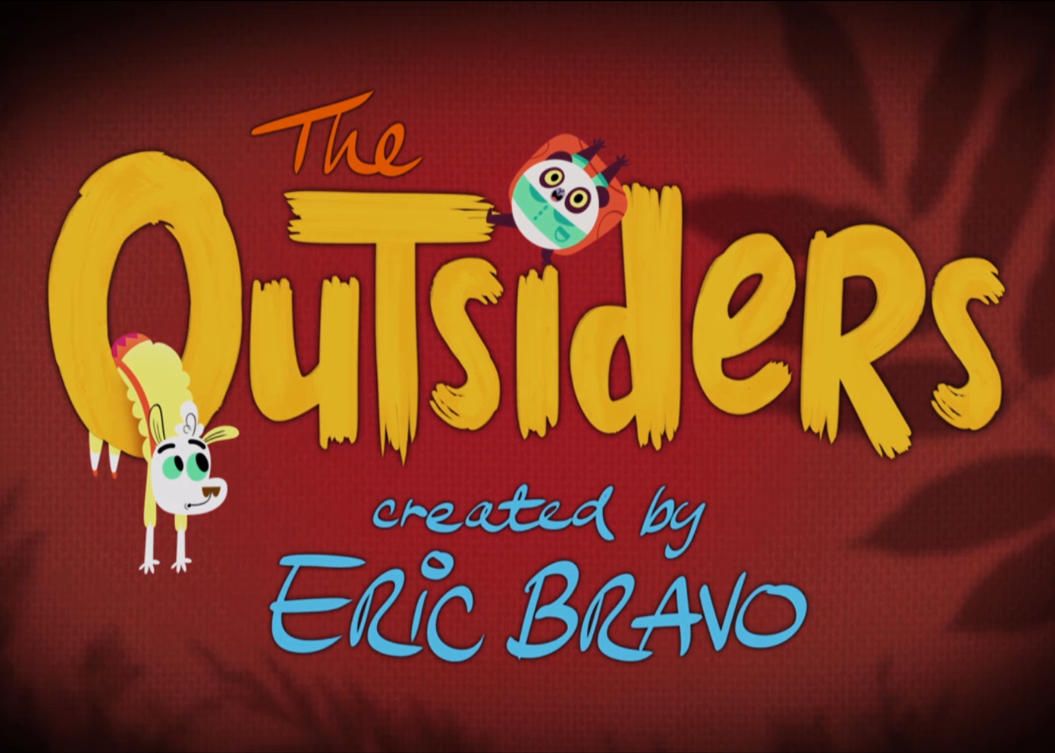 The Outsiders - Nickelodeon