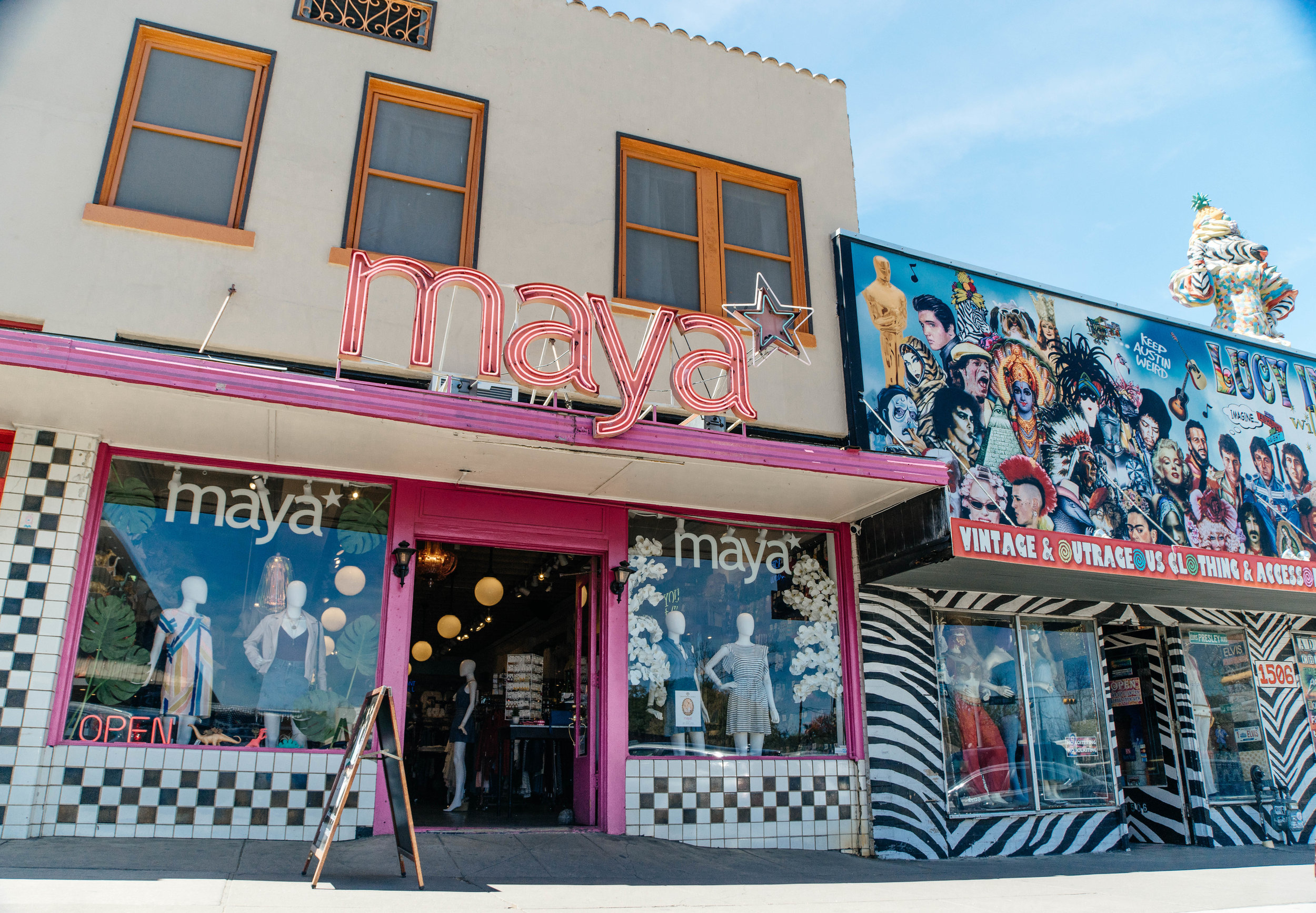 Maya Star Austin