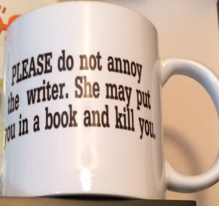 One of my favorite mugs...