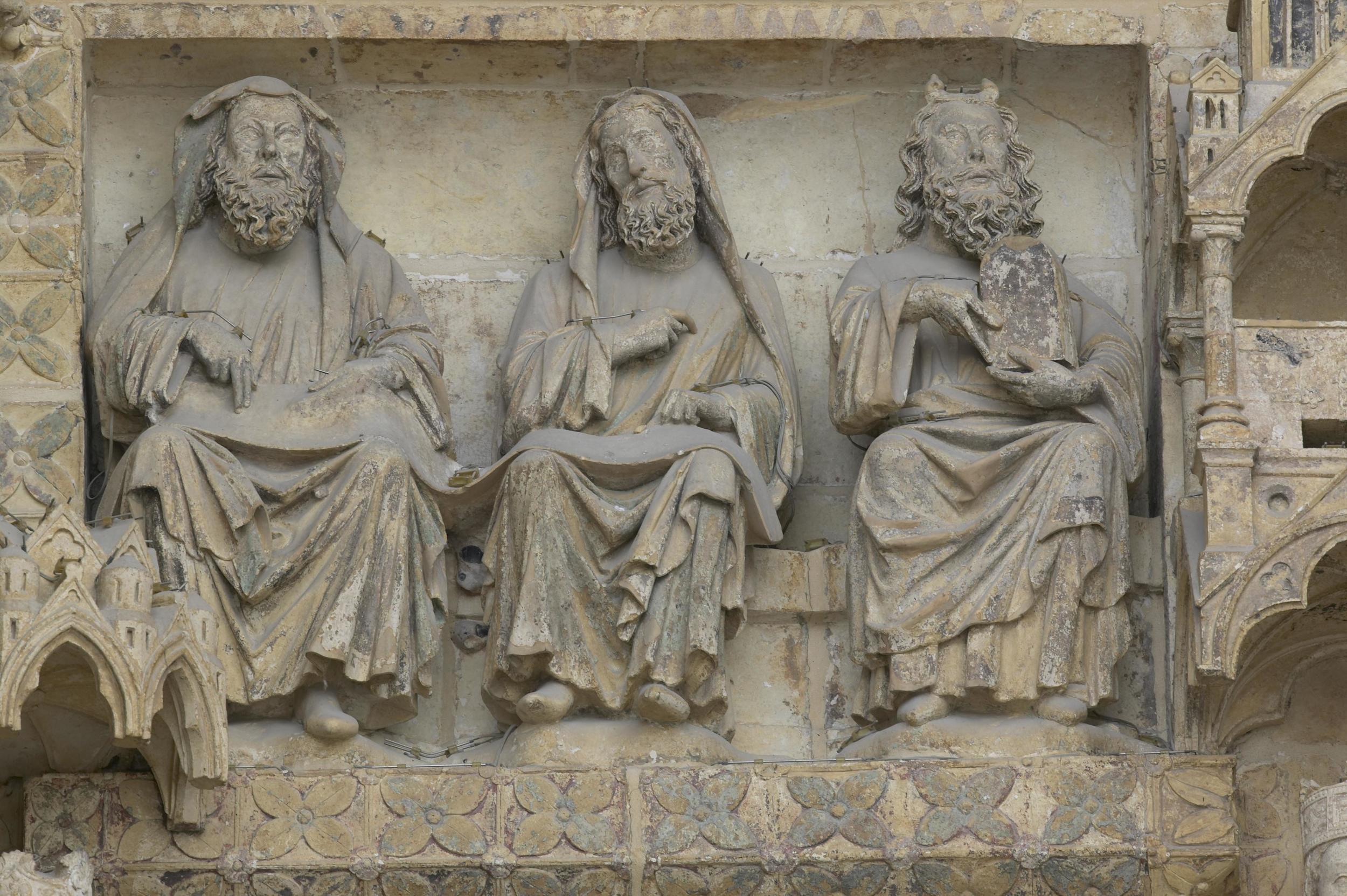 """The Patriarchs"""