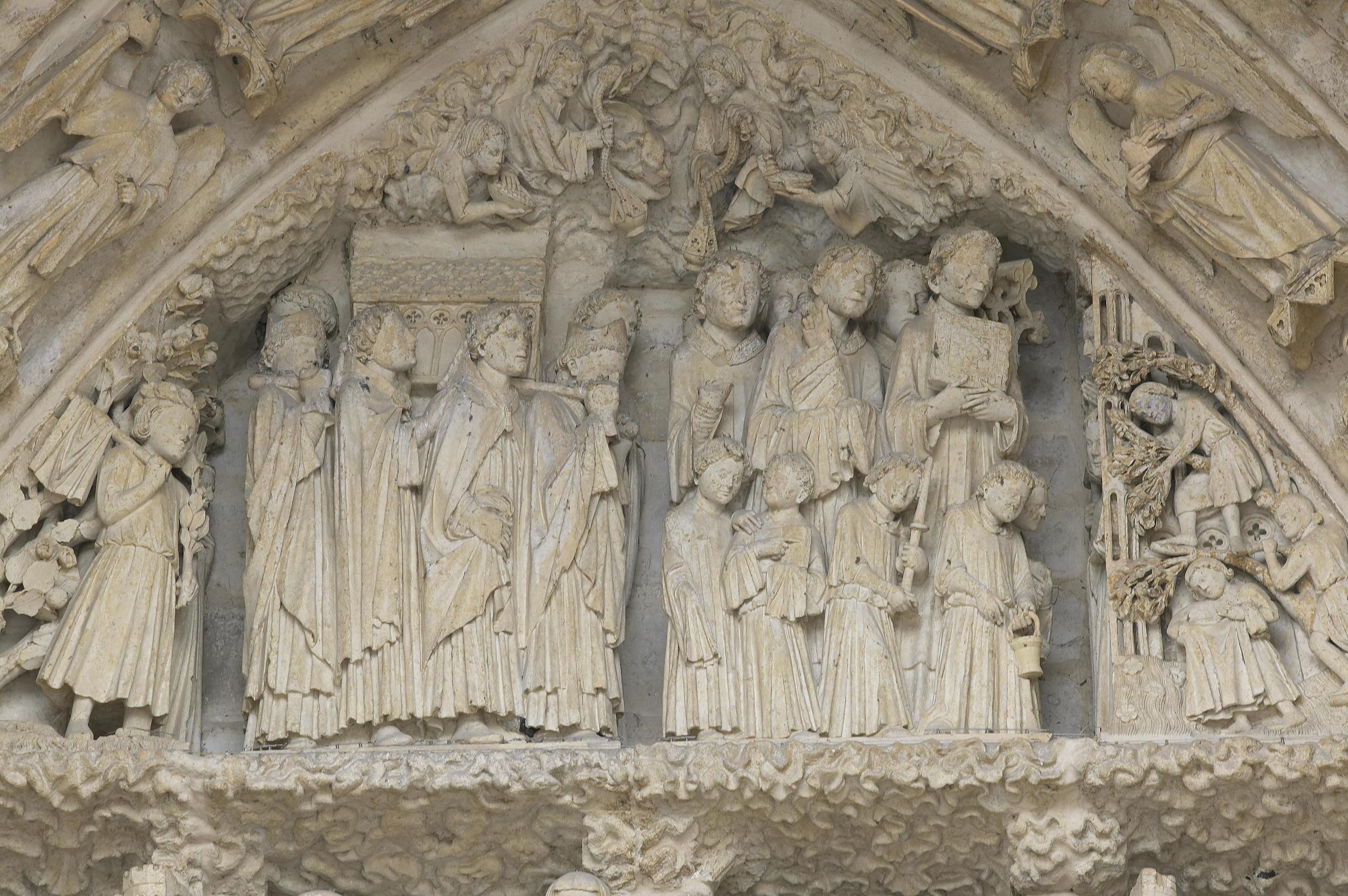 Portal of St-Firmin