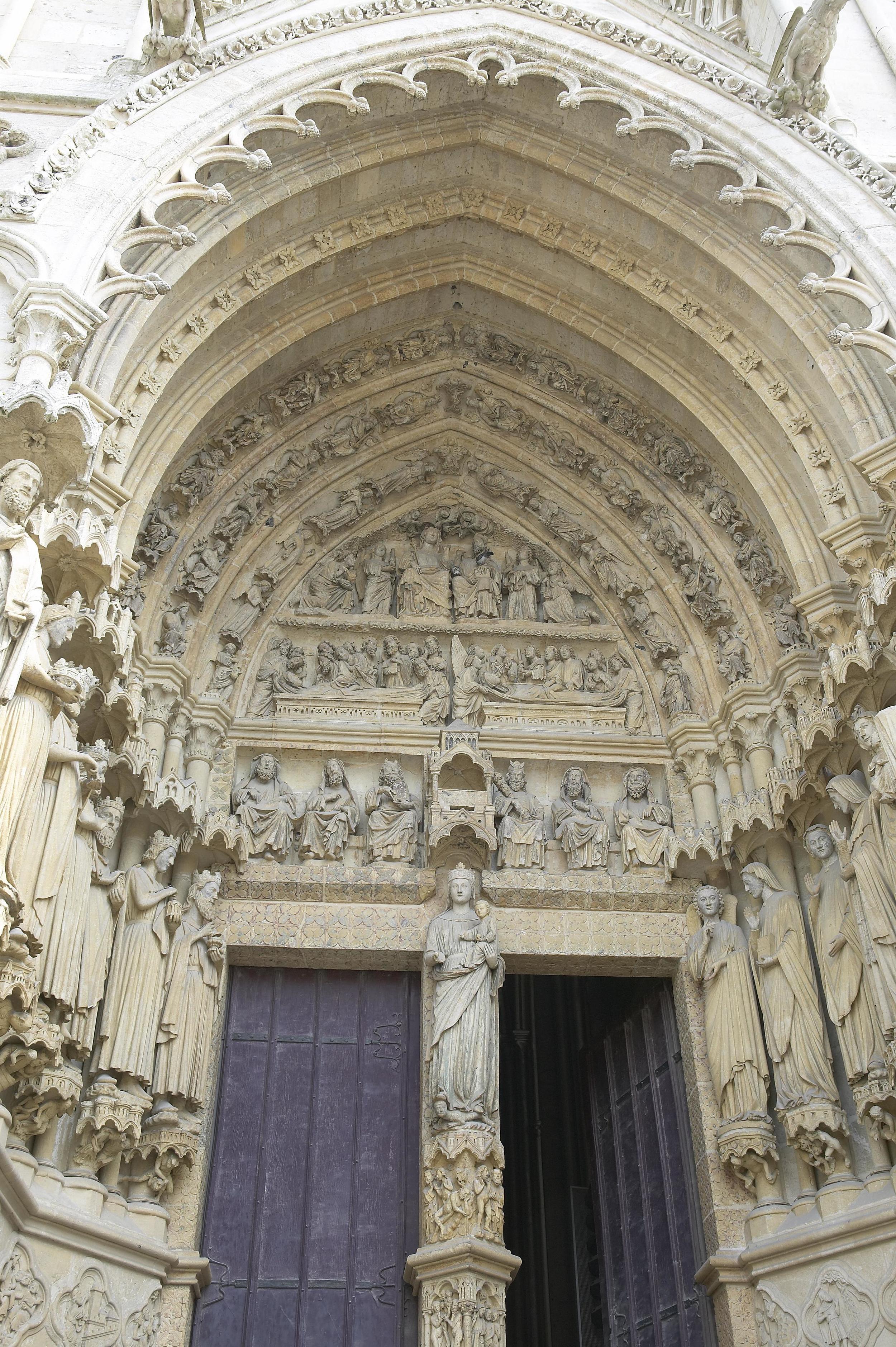 The Virgin's Portal