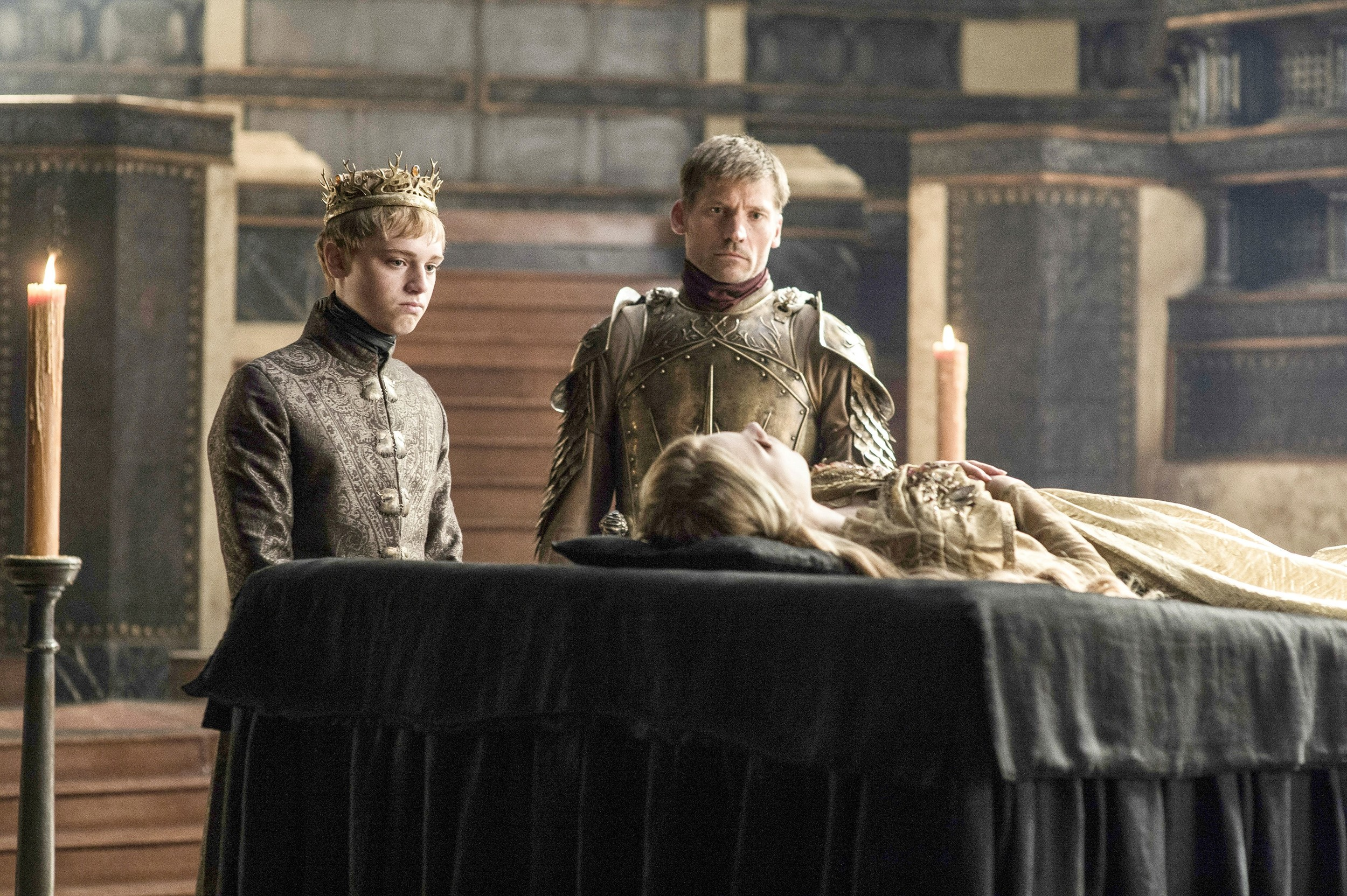 """""""Sorry, son/nephew, but you're next.""""   HBO"""