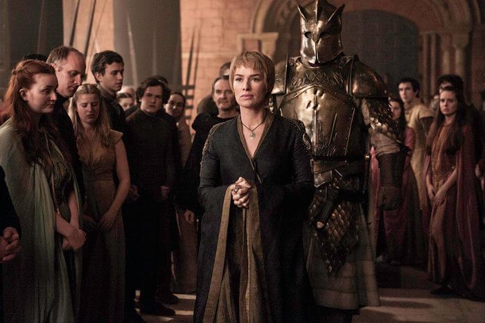Cersei wins. Fatality. | HBO