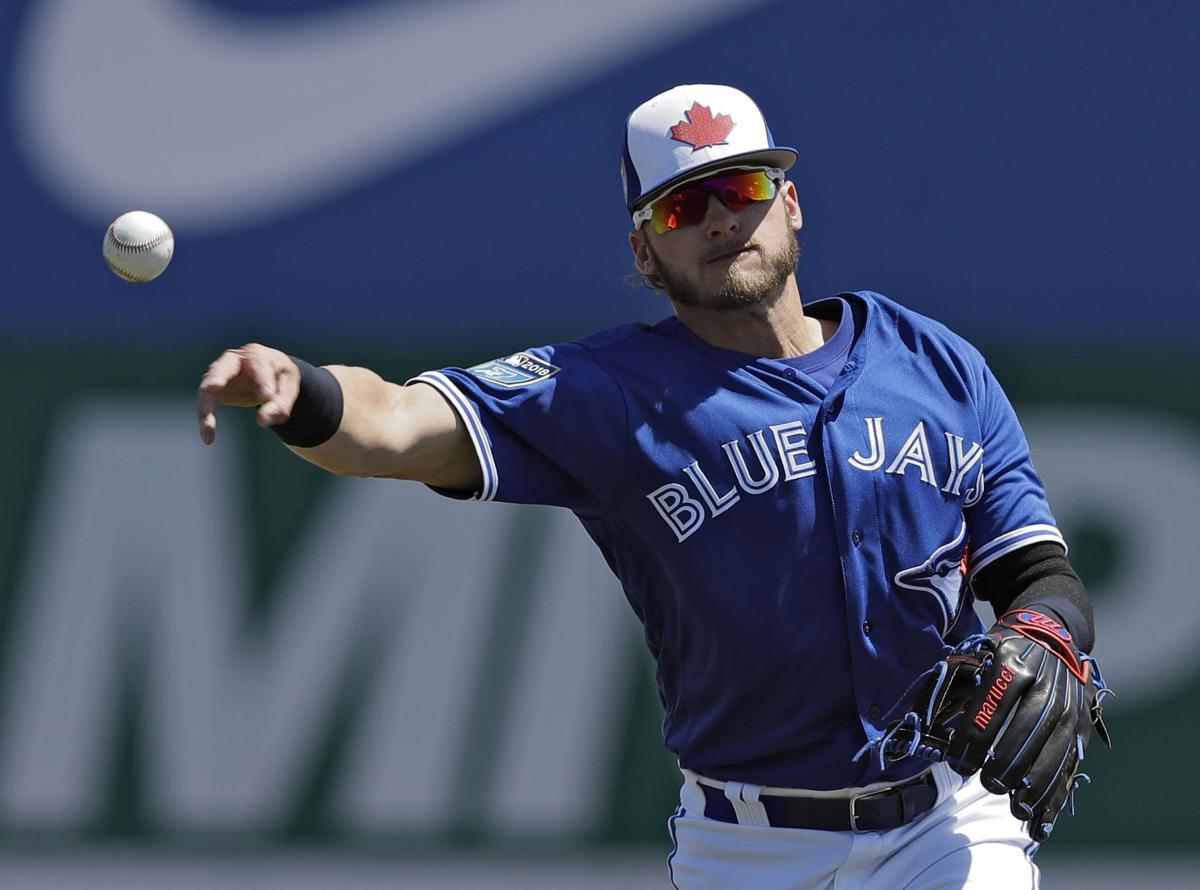 Donaldson's ability to do this could affect his value as a fantasy player the rest of this season.