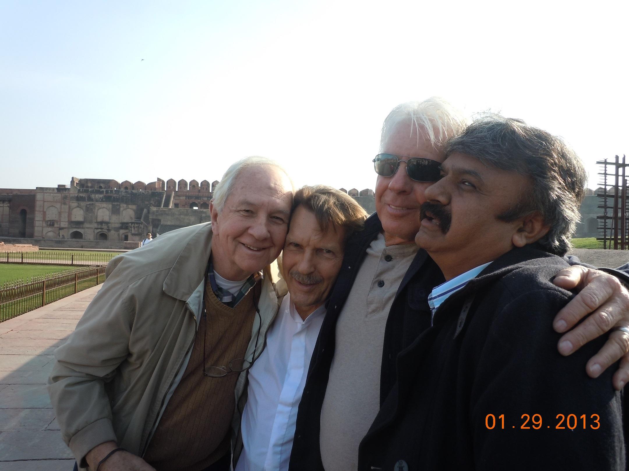 friends in Agra.jpg