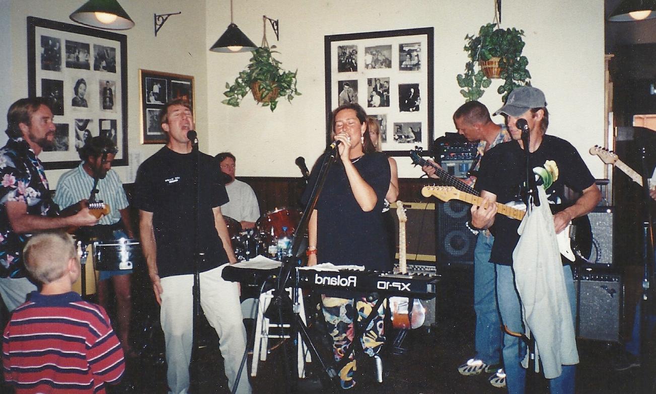Entertaining as the Lead Singer / Aspen, Colorado