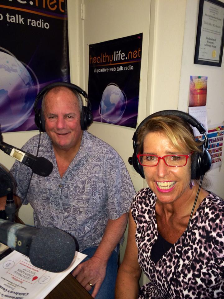 On Radio with Mayor Steve Aspel/ Redondo Beach, CA