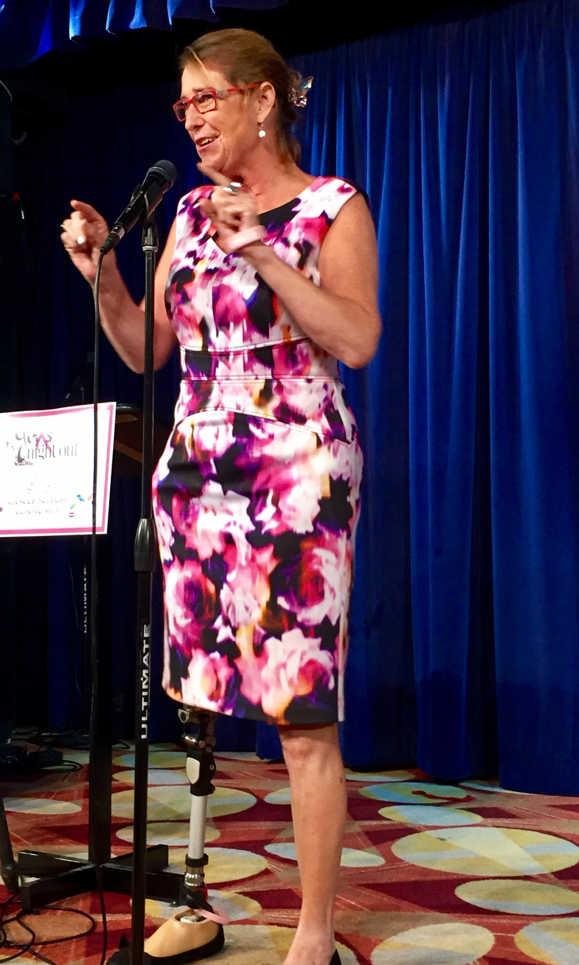Keynote at Comedy & Magic Club 10/6/16