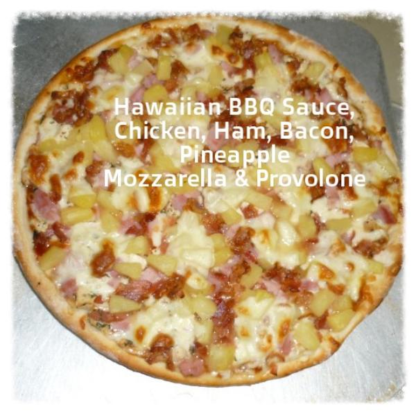 HAWAIIAN CHICKEN BBQ