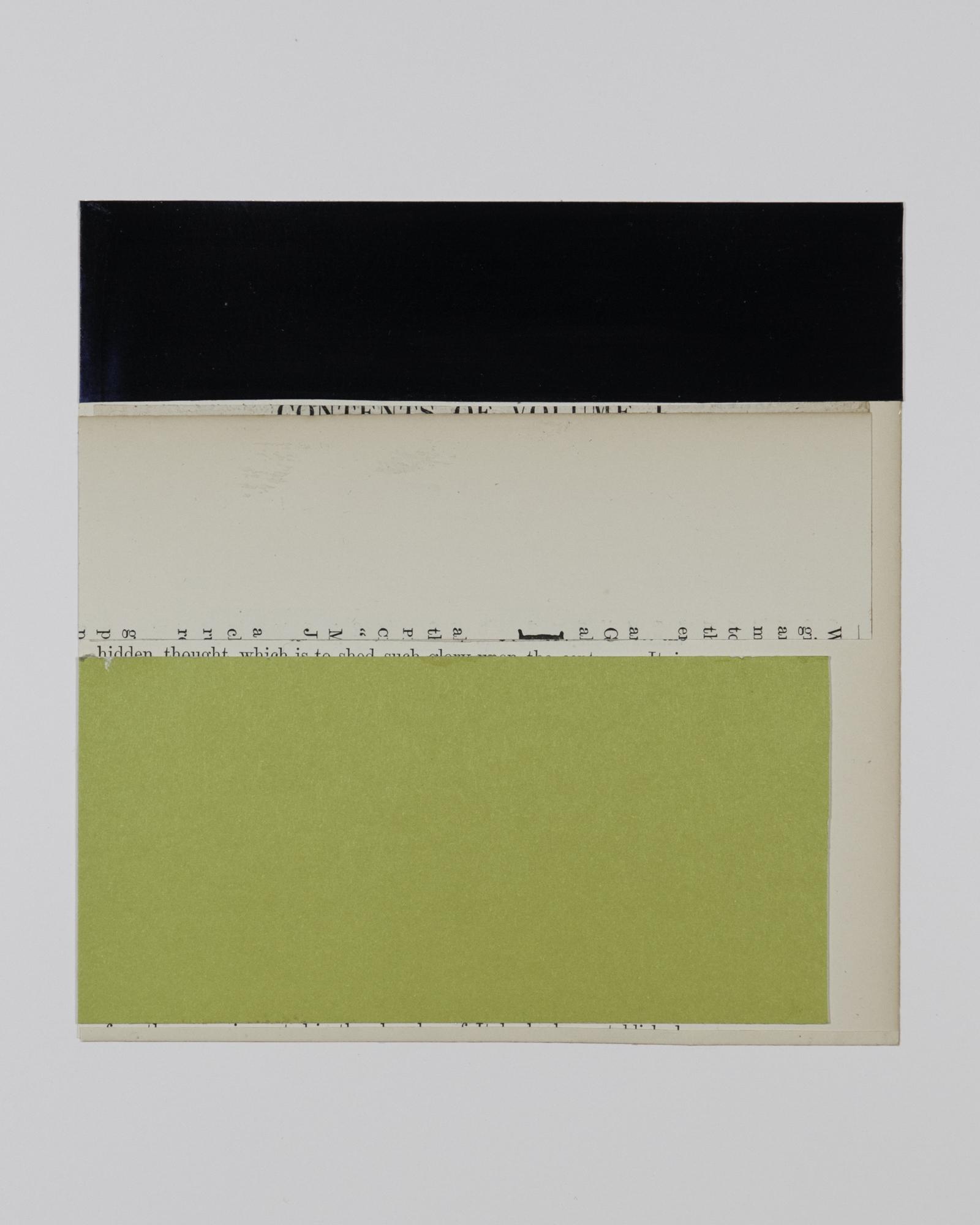 """1514  Acrylic paint, vintage paper  6"""" x 6.5"""""""