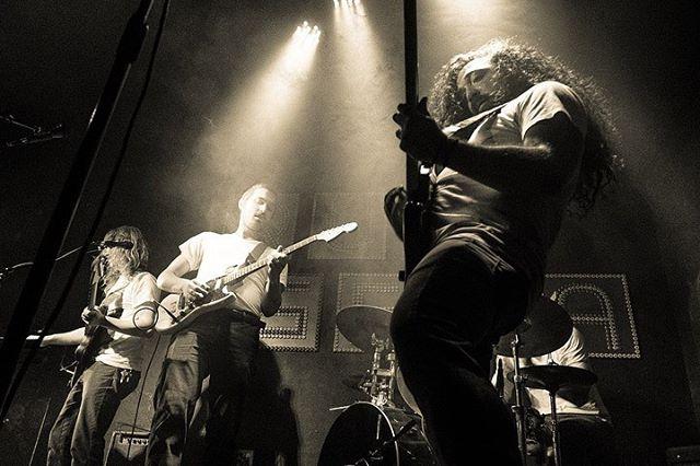 💀 TONIGHT 💀 @DRUGStheband is back for their 2nd(!) show, and it's big: @VinylWilliams album release + @HighlandsBand + @Blackout_Transmission + DJ @livn_rm_show_lbc • @alexsbarlbc • 8pm • let's party