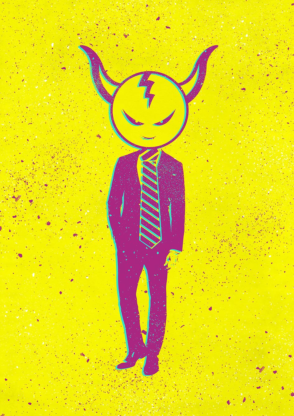 Corporate Devil