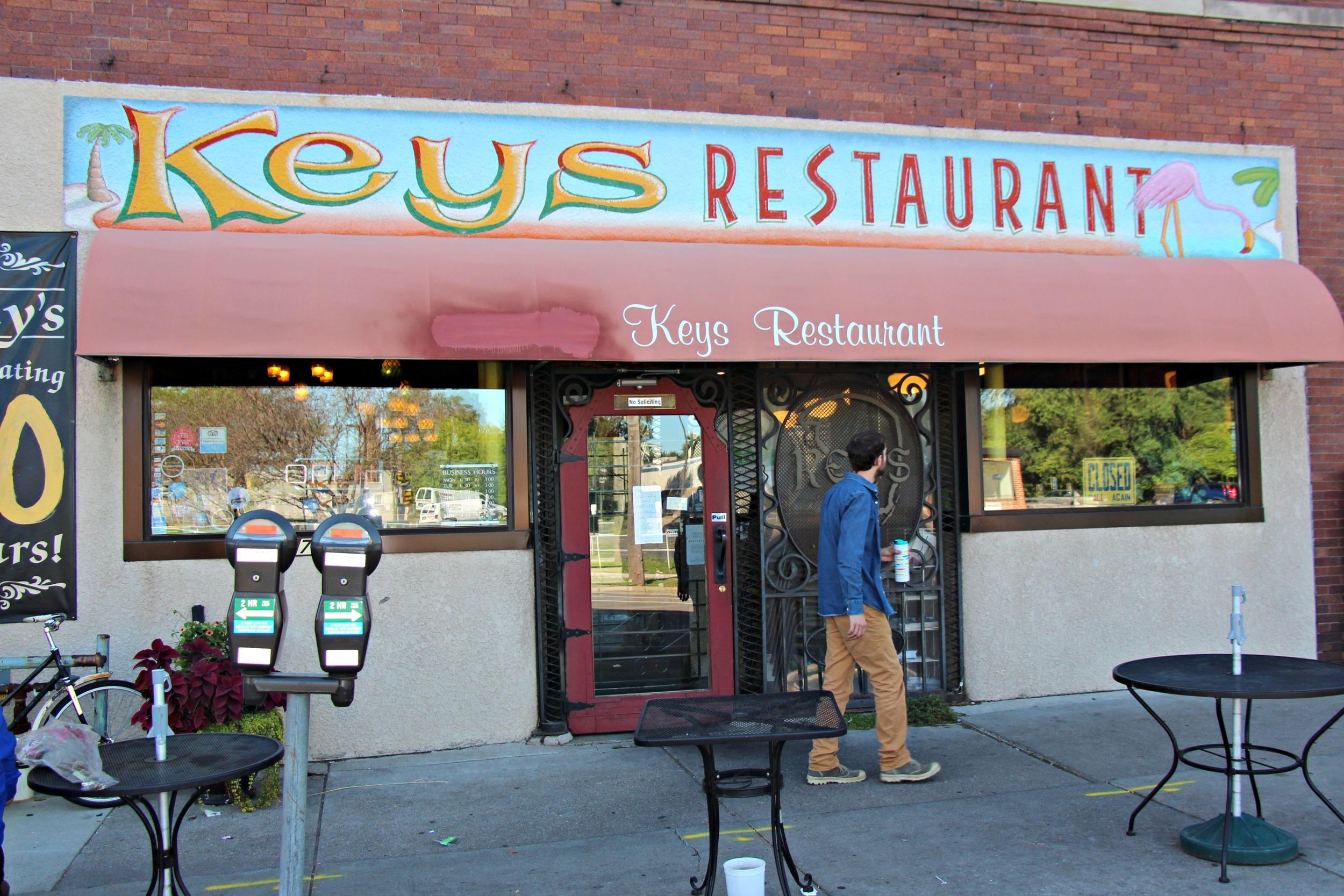 Original Keys Cafe & Bakery in St. Paul