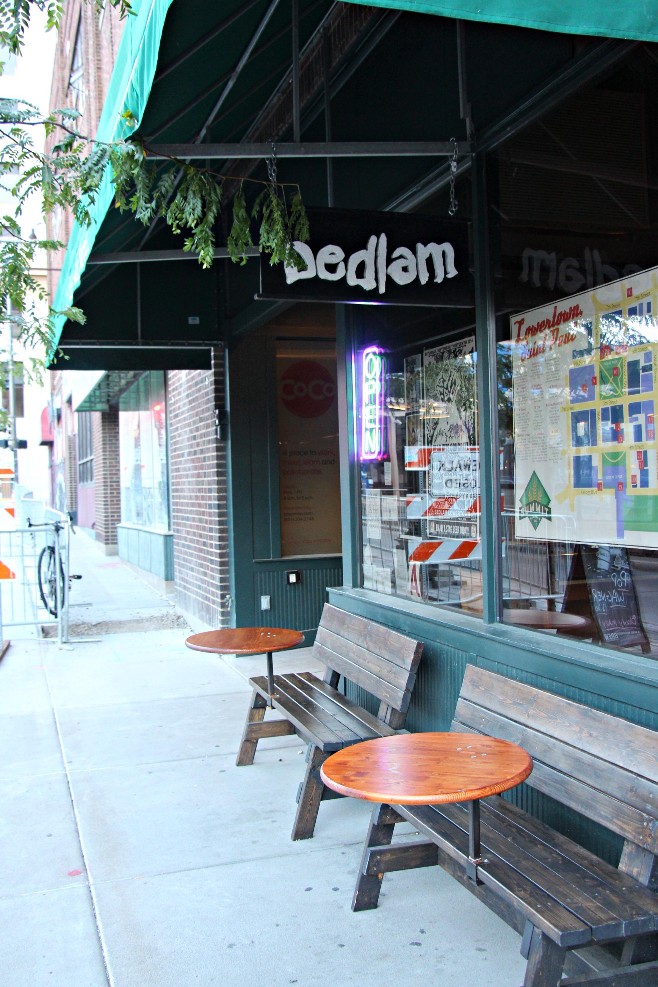 Bedlam Theatre - St. Paul
